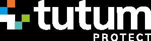 Tutum Protect Logo Inverted